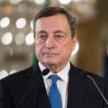 Mario Draghi (fonte: it.wikipedia.org).